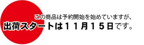 11/15スタート!